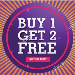 Tops - SALE! Buy one get TWO FREE!